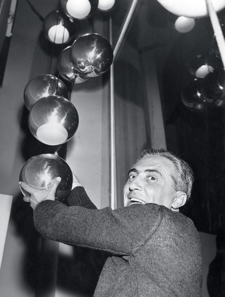 Джино Сарфатти.