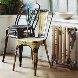 Культовый объект: индустриальный стул Ксавье Пошара (фото 3.2)