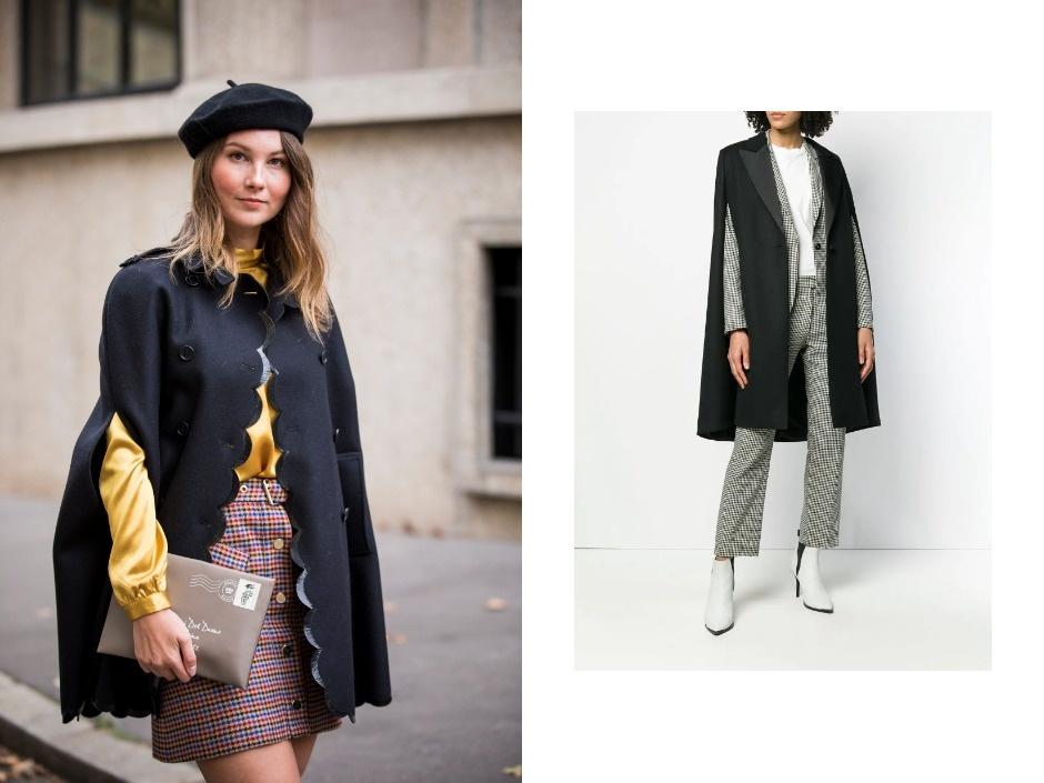 Смотреть Модные пальто-кейп – 2019 видео