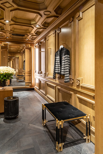 Флагманский бутик Balmain в Париже (фото 6.2)