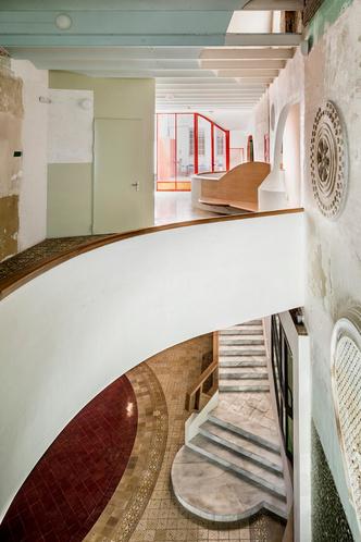 Sala Beckett: театр и ресторан в Барселоне (фото 15.1)