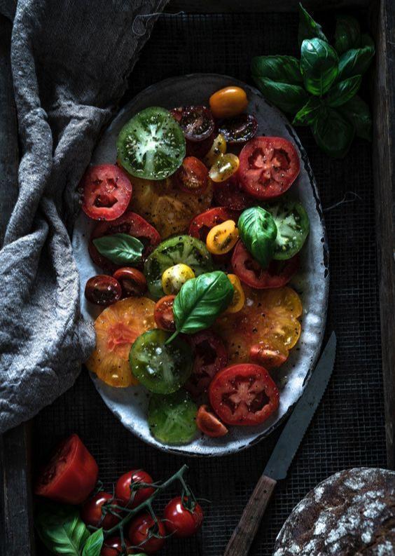 Что происходит с телом, когда вы едите помидоры? (фото 1)