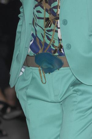 Показ Gucci коллекции сезона Весна-лето 2009 года Prêt-à-porter - www.elle.ru - Подиум - фото 82078