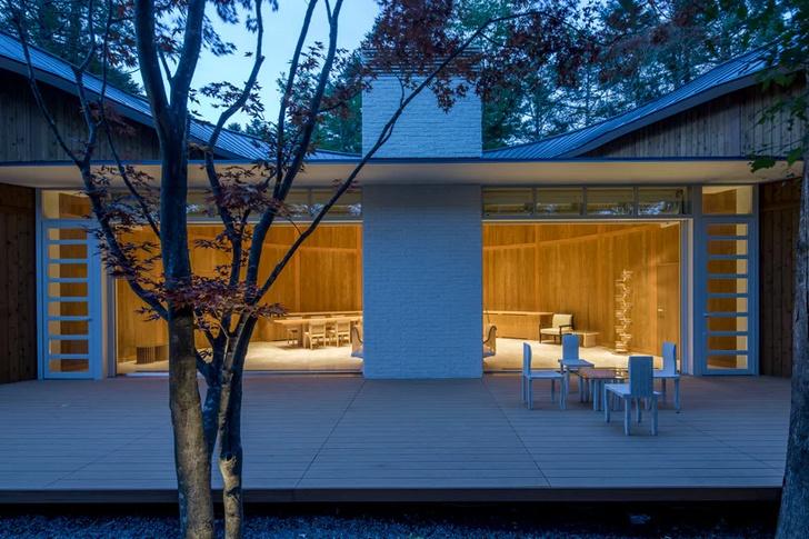 Бутик-отель в Японии по проекту Шигеру Бана (фото 7)