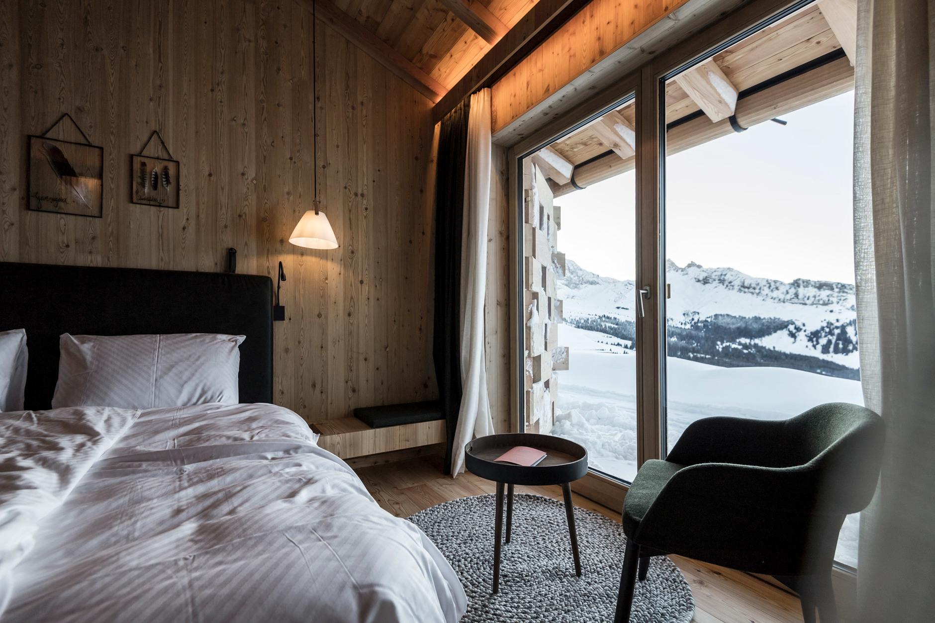 Хит-парад: дизайнерские отели на горнолыжных курортах (галерея 4, фото 4)