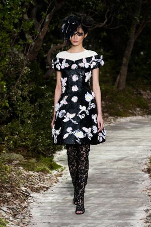 Показ  коллекции сезона Весна-лето 2013 года Haute couture - www.elle.ru - Подиум - фото 478969