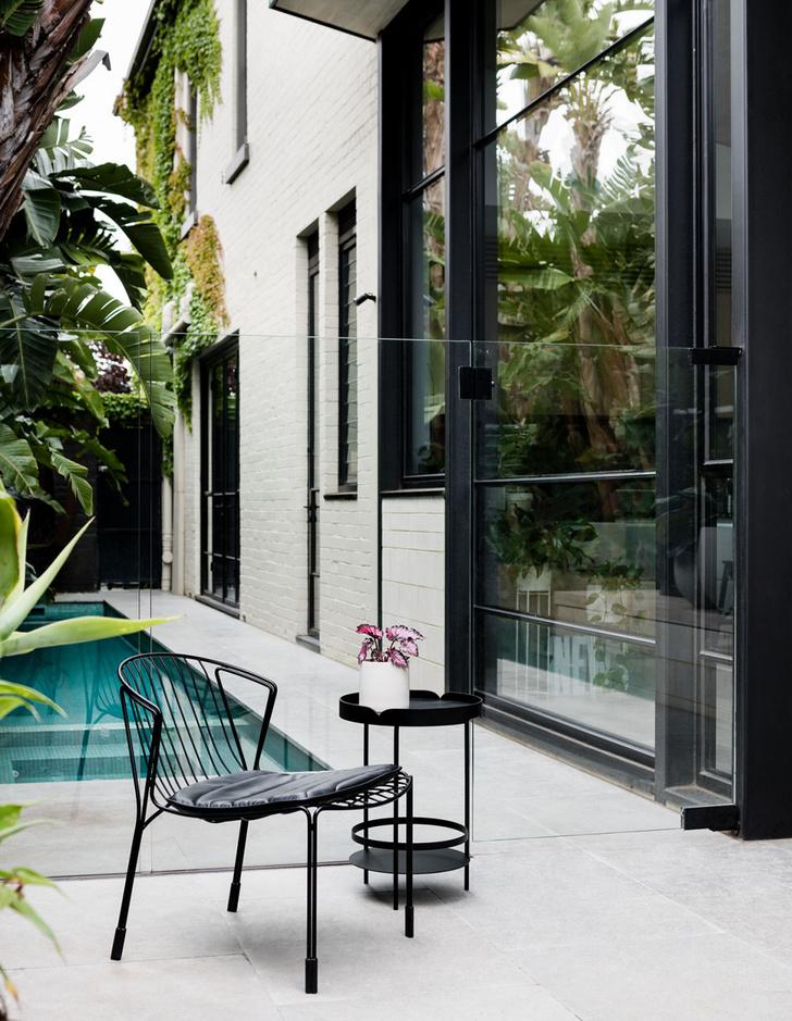 Дом с террасой в пригороде Мельбурна (фото 10)