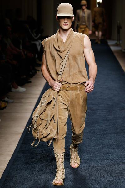 Неделя мужской моды в Париже: лучшие показы | галерея [7] фото [26]