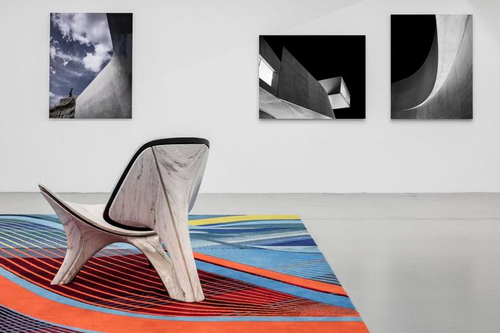 Экспозиция Zaha Hadid Gallery в Нью-Йорке (фото 5)