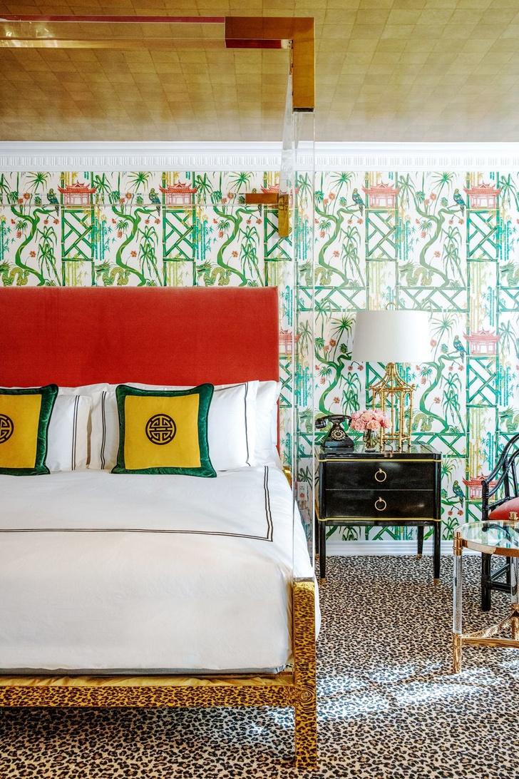 Мартин Лоуренс Буллард выступил дизайнером отеля Prospect Hollywood (фото 11)