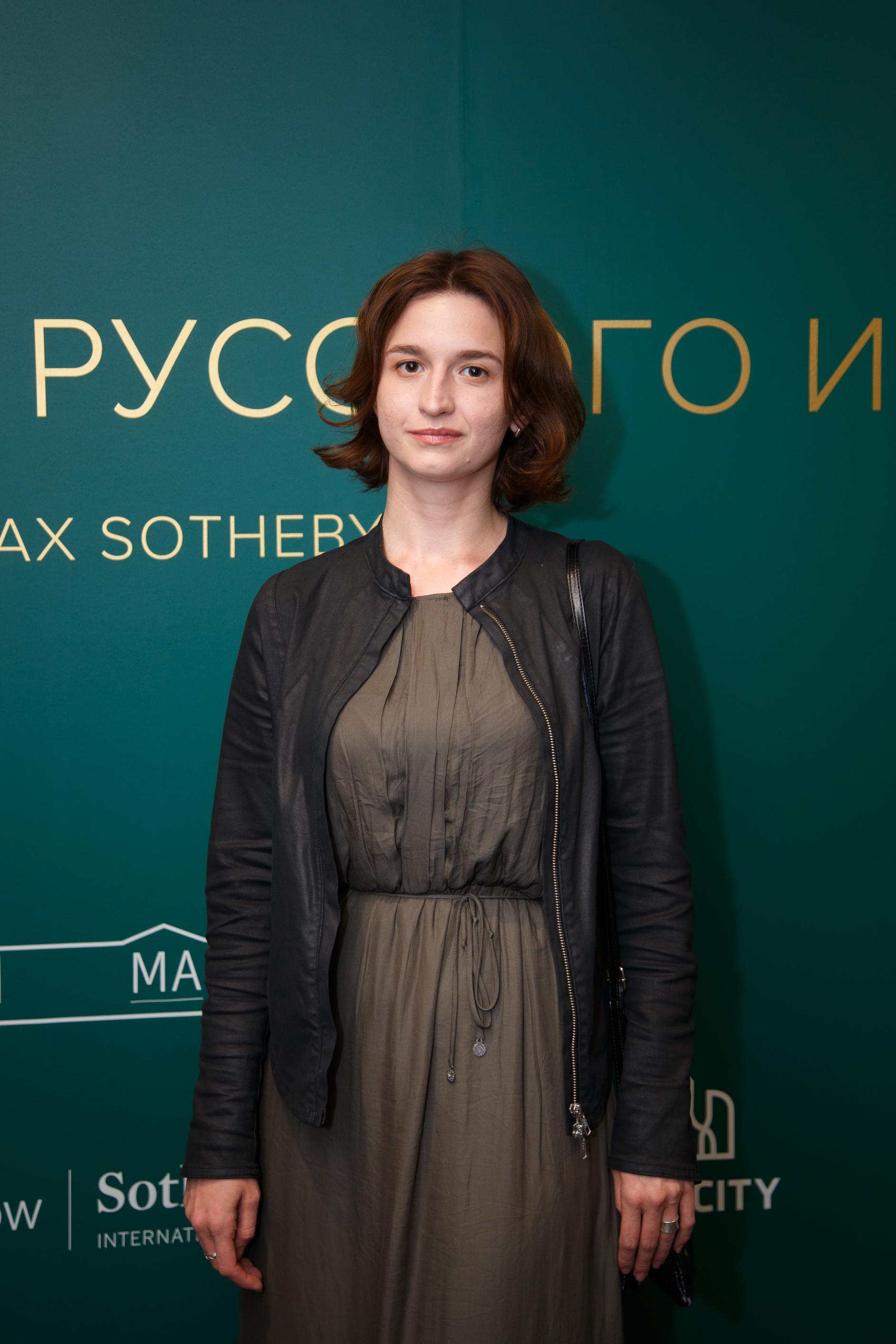 Предпоказ выставки великих русских художников от Sotheby's (галерея 0, фото 1)