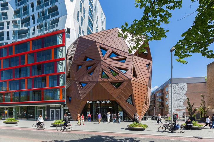 Архитектурный гид: Роттердам (фото 11)