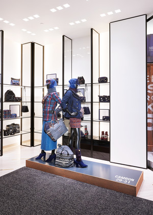 Обновленный бутик Chanel вТЦ«Крокус Сити Молл» (фото 2.1)