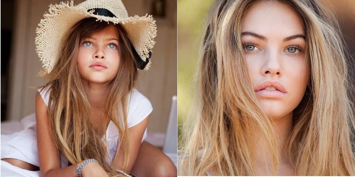 Эволюция образов Тилан Блондо