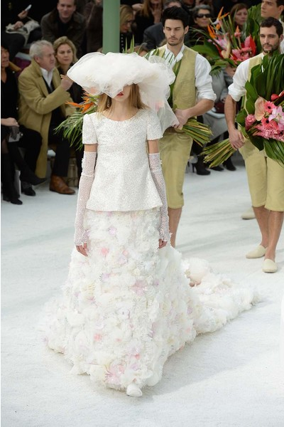 Показ Chanel Haute Couture | галерея [1] фото [1]
