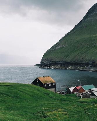 И целого мира мало: что делать в одиночестве на Фарерских островах? (фото 7.2)