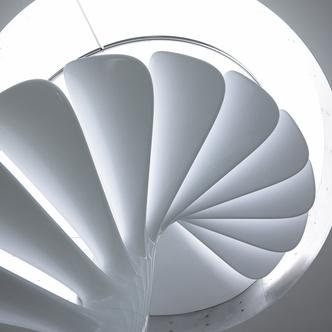 Топ-10: самые необычные дизайнерские лестницы фото [9]