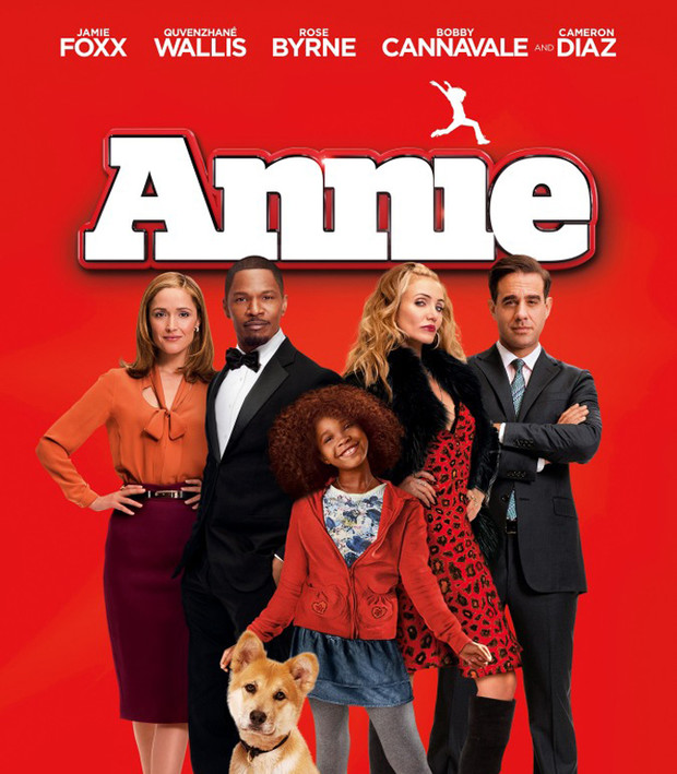 «Энни» премьеры фильмов в марте 2015