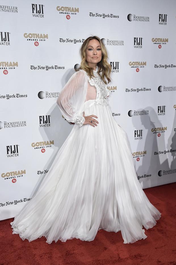 Оливия Уайлд на Gotham Awards (фото 3)