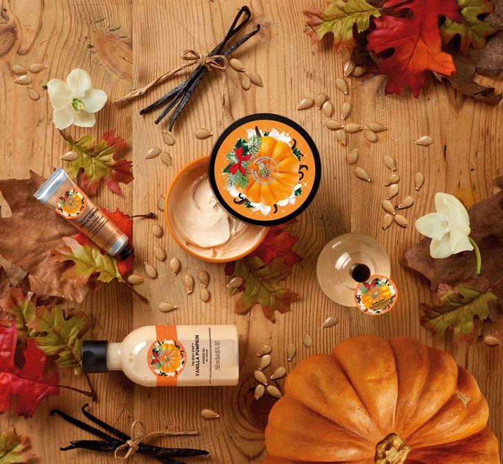 The Body Shop представили коллекцию, вдохновленную Хэллоуином фото [2]
