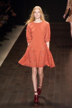 Показы мод Jill Stuart Осень-зима 2013-2014 | Подиум на ELLE - Подиум - фото 895