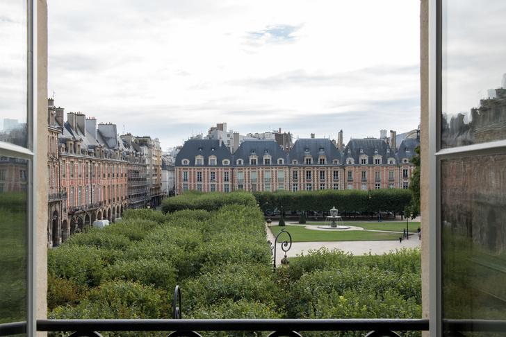 Отель Cour des Vosges в Париже (фото 2)