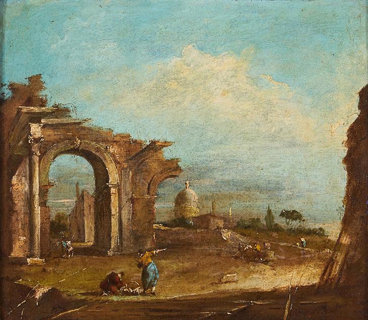 Шедевры западноевропейской живописи XIV – XVIII веков в галерее VSunio фото [1]