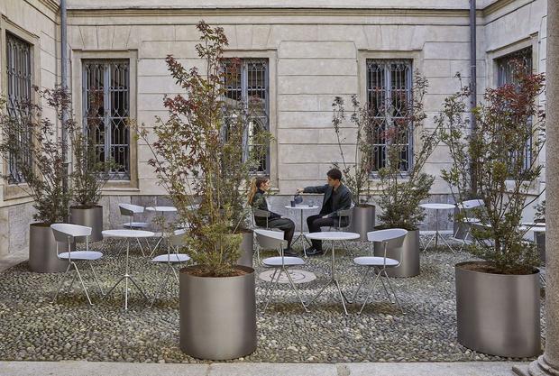 Pop-up ресторан в Милане от Neri & Hu (фото 2)