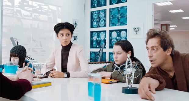 Равшана Куркова на премьере фильма «Детки напрокат» фото [4]