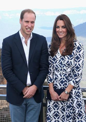 Кейт Миддлтон и принц Уильям: фото 2015