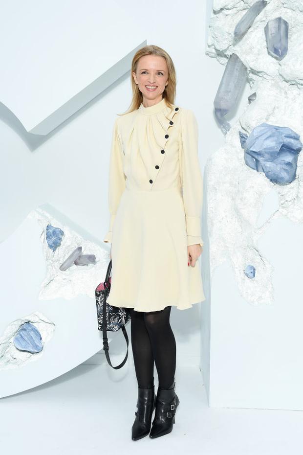 Кейт Мосс с дочерью, Наталья Водянова и другие звездные гости показала Dior Men (фото 7)