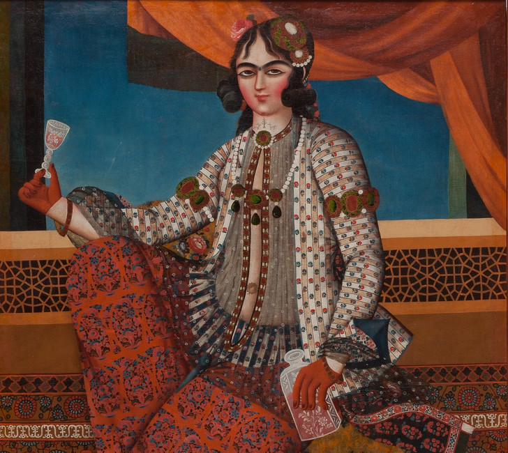 #ВостокДома: неделя искусства Ирана в Музее Востока (фото 11)