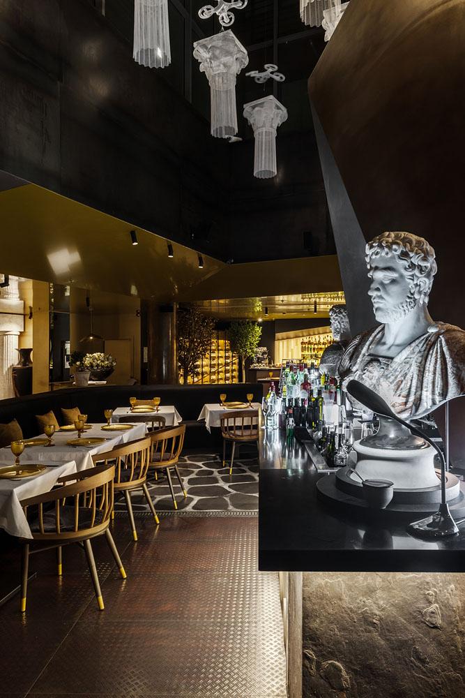 Греческий ресторан в Москве (фото 5)