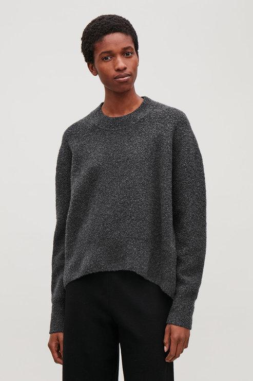 20 красивых и теплых свитеров не дороже 20 тысяч рублей (фото 12.2)