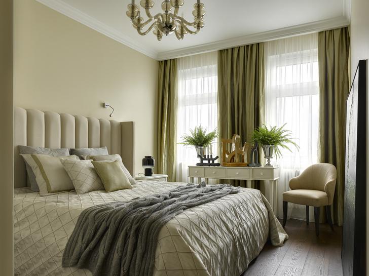 Американская классика: квартира в Москве 115 м² (фото 12)