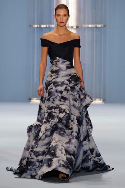 Black tie: показы Carolina Herrera, Reem Acra и Zac Posen на Неделе моды в Нью-Йорке | галерея [2] фото [1]