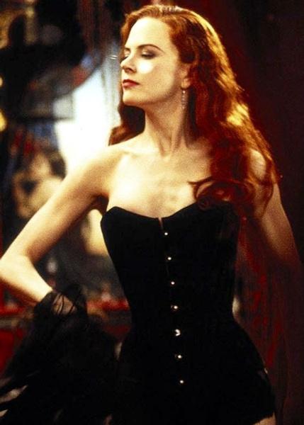 «Мулен Руж» (Moulin Rouge!), 2001 Николь Кидман