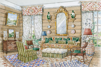 10 секретов мастерства декоратора Кирилла Истомина (фото 5.2)