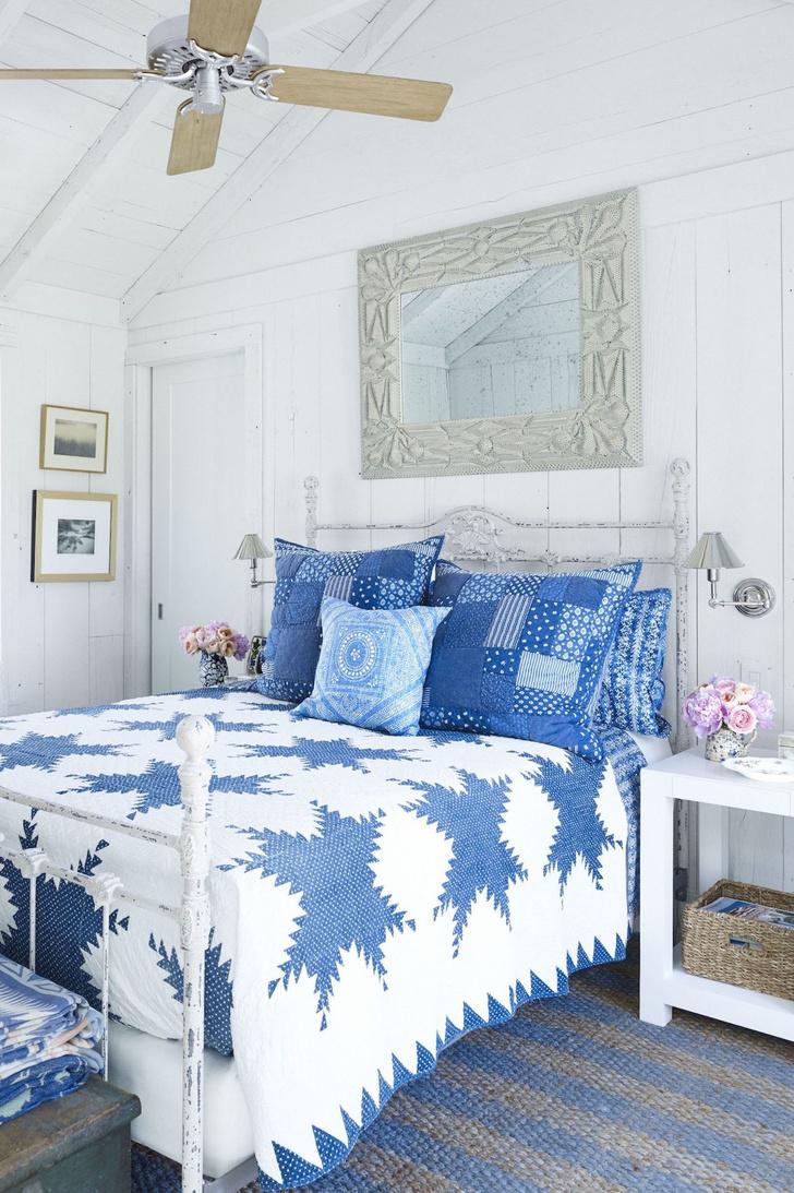 Летнее настроение в спальне: 10 лайфхаков (фото 29)