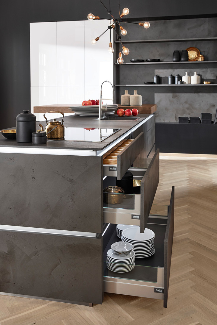 Кухни Nolte Küchen: проверено жизнью