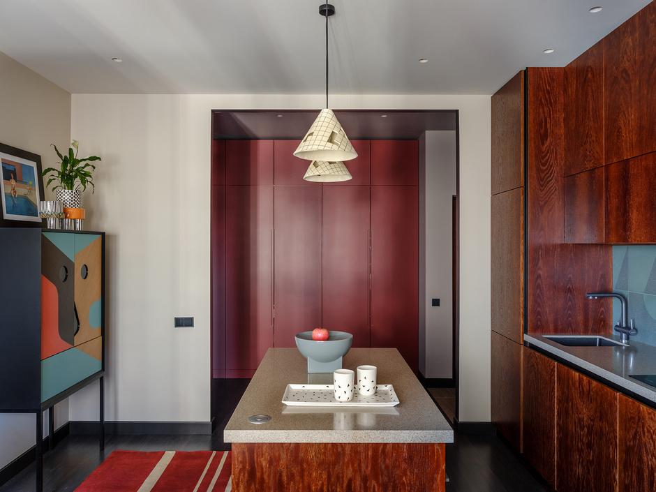 Квартира 90 м²: проект Татьяны Архиповой (фото 5)
