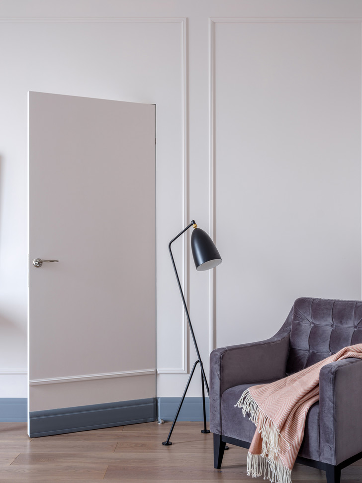 Квартира с синим порталом (фото 3)