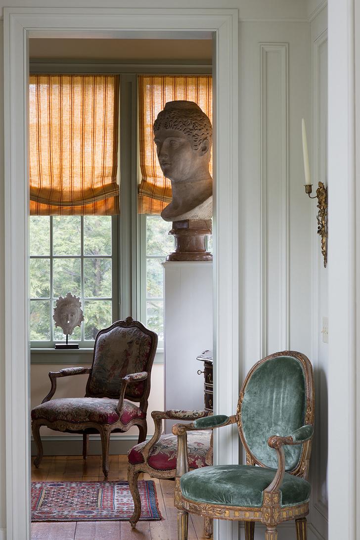 Французская классика в современном доме фото [8]