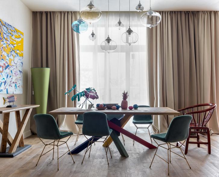Дом 250 м²: проект бюро Art Group (фото 10)