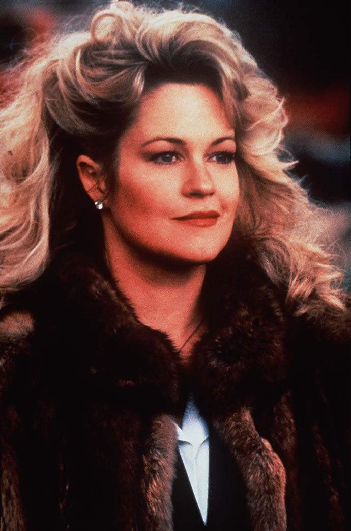 Мелани Гриффит в 1990-х