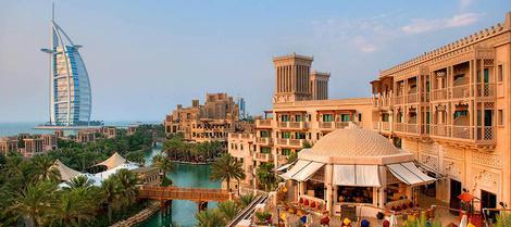 Самые роскошные отели Дубая | галерея [3] фото [1]