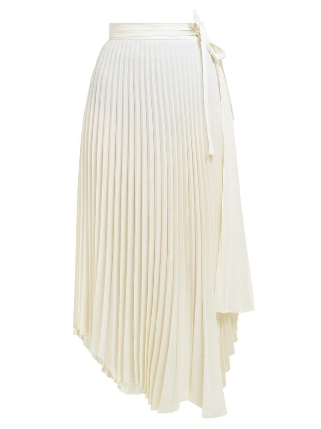 Какую юбку мы будем носить этим летом? Плиссированную! (фото 5)