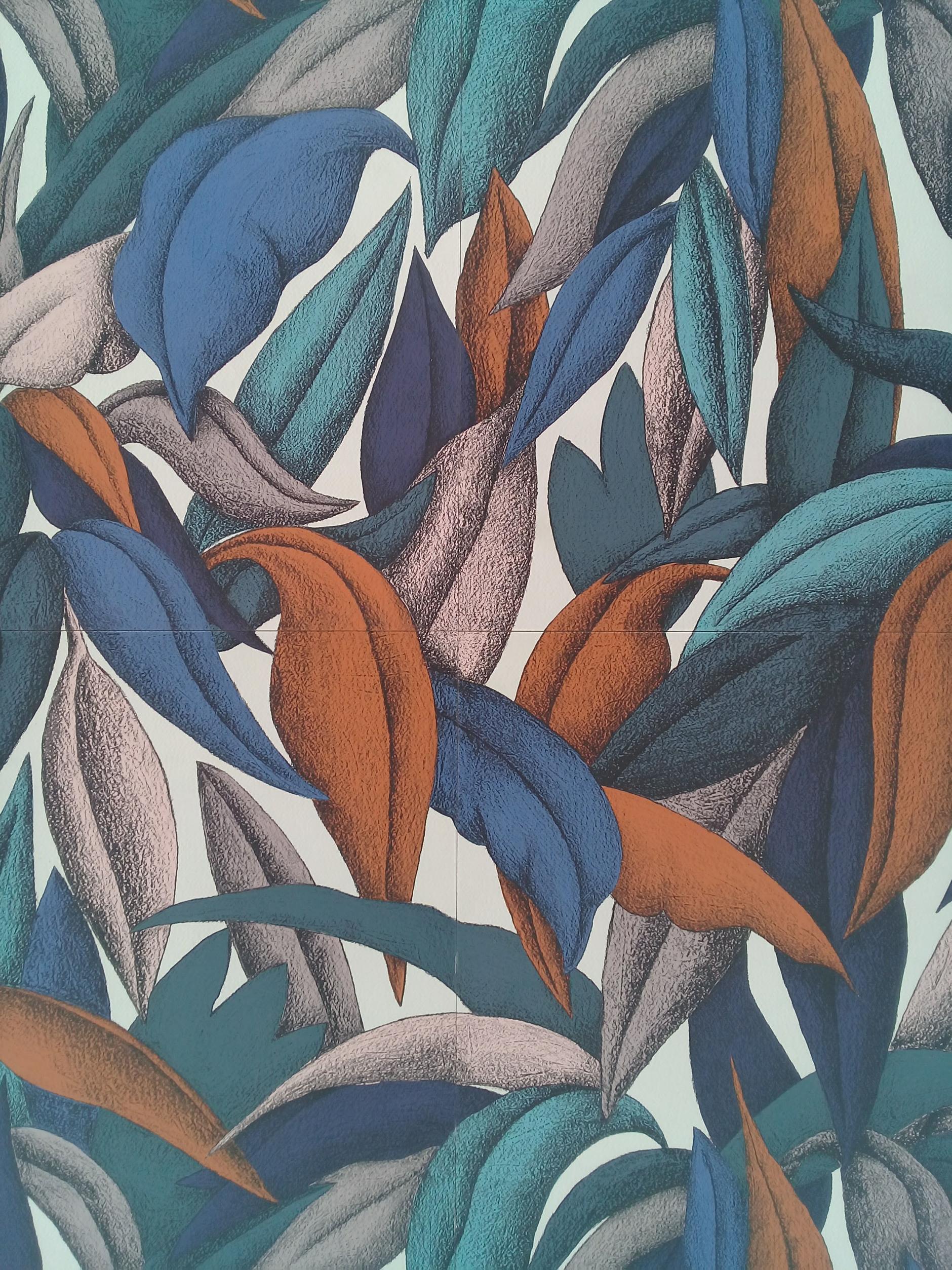 10 новинок выставки Cersaie 2018 — керамика как искусство (галерея 14, фото 7)