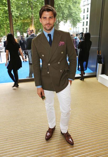 Неделя мужской моды в Лондоне: главные показы и гости | галерея [2] фото [5]