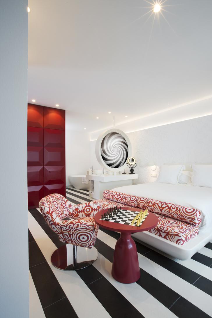 Только для взрослых: новый отель Марселя Вандерса на Майорке (фото 12)